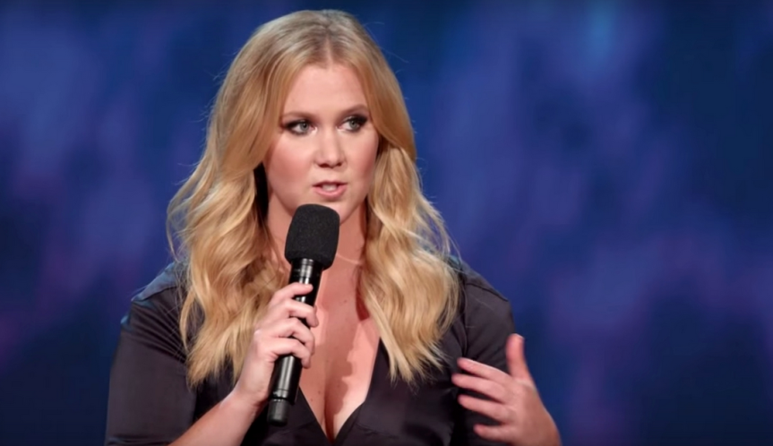 Amy Schumer: Live at the Apollo Now OnHBO