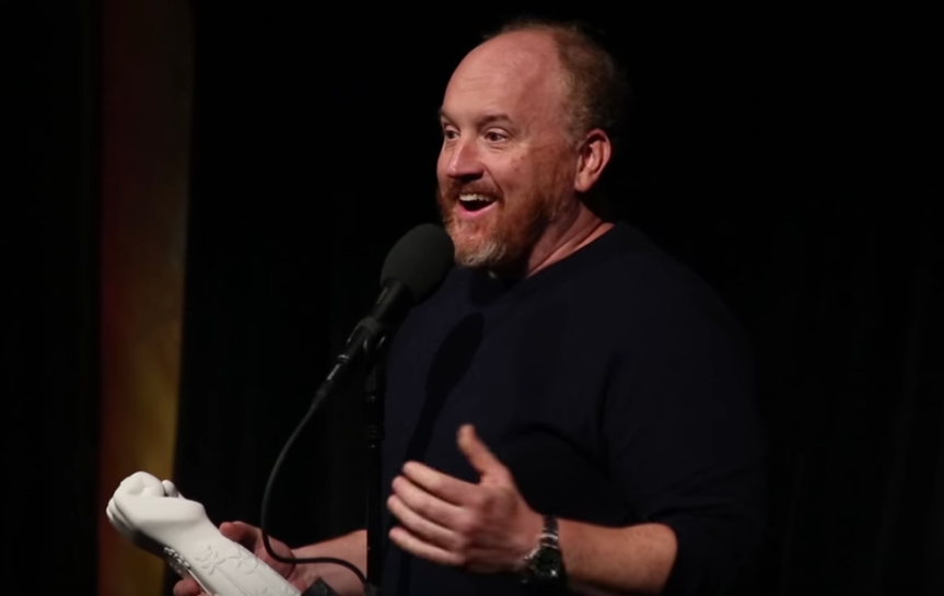 Louis CK Tells A Story About Russia At The Moth