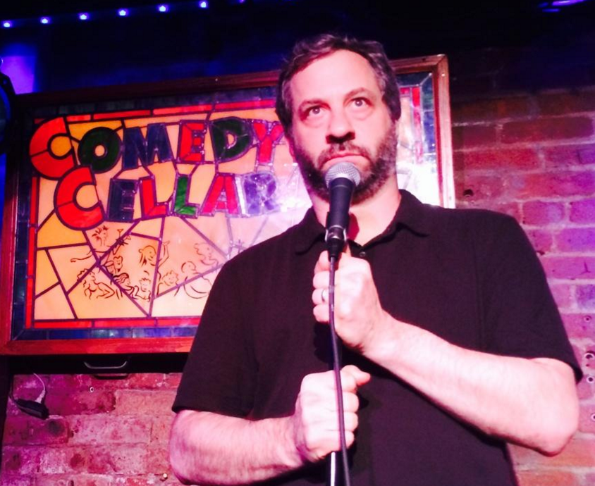 Judd Apatow Is Returning To Stand Up