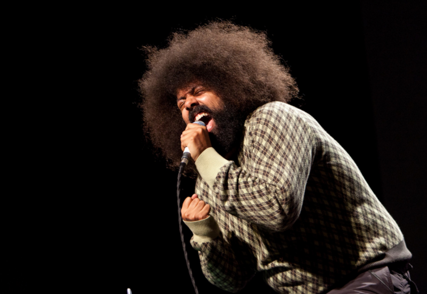 Reggie Watts' Why Shit So Crazy Is Great