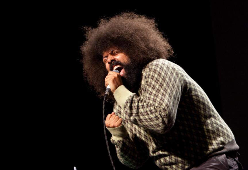 Reggie Watts' Why Shit So Crazy IsGreat