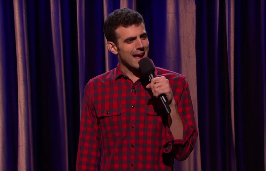 Great Comedians You Probably Haven't Heard Of Week: Day4
