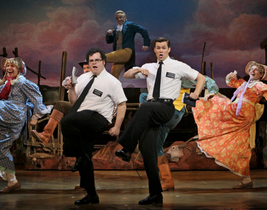 Things I Remember From Seeing The Book Of Mormon A Few Months Ago