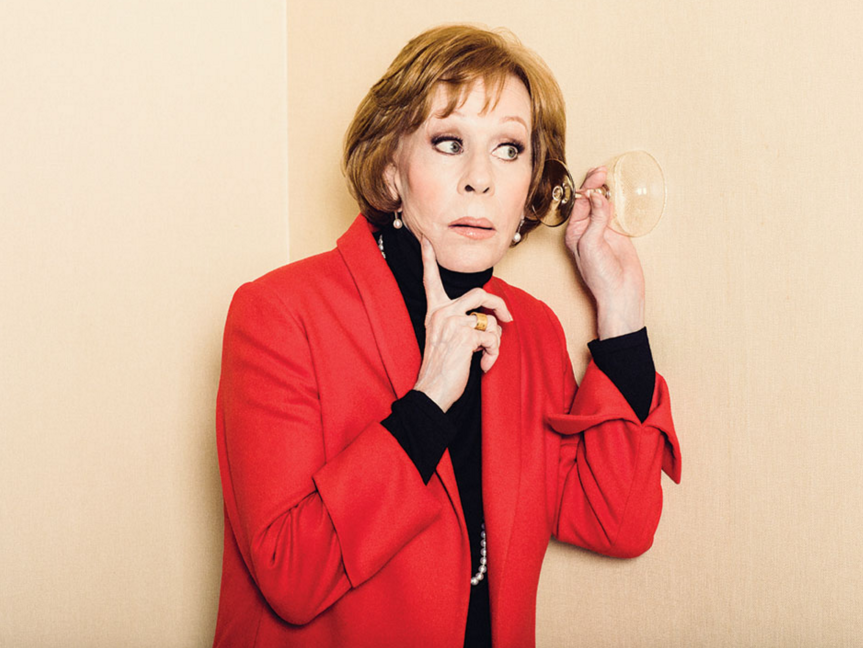 Carol Burnett On The State Of Comedy TV