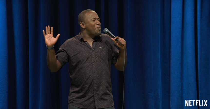 Hannibal Buress, His Fame, And His Netflix Special