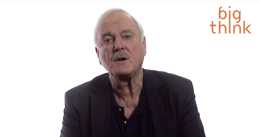 Two Views On Political Correctness: John Cleese And Paul F.Tompkins